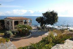 location villa vacances en corse du sud location de villas pieds dans l eau. Black Bedroom Furniture Sets. Home Design Ideas