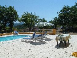 Location villa vacances en var artignosc verdon belle for Location maison avec piscine gorges du verdon
